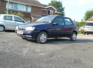 1995 Ford Fiesta LX Spares/Repair/Project For Sale