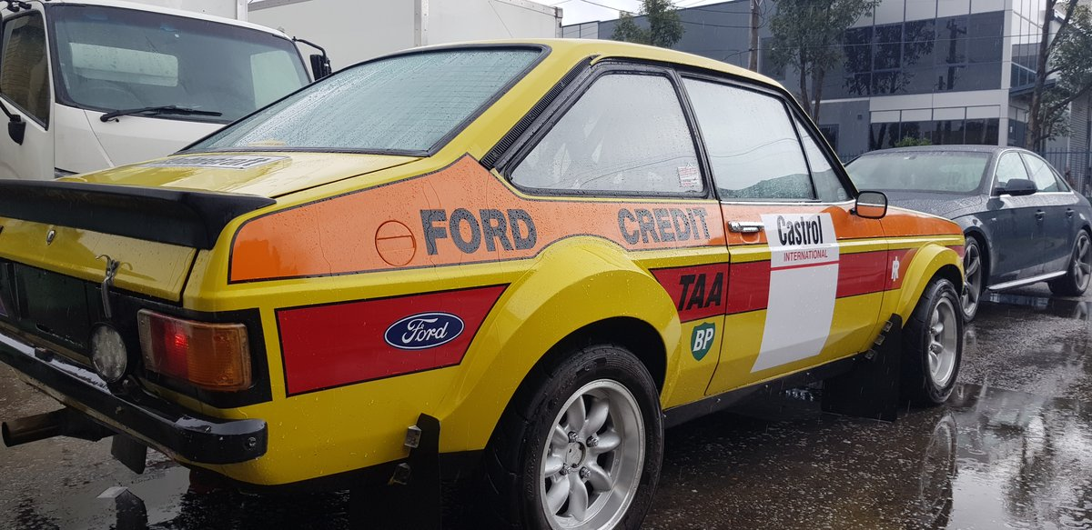 1977 Ford escort rs1800 mk 2 - car is brand new For Sale (picture 3 of 6)