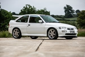 1992 FORD ESCORT RS COSWORTH For Sale by Auction