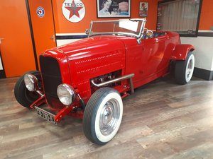 1932 hot rod Ford roadster