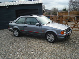 Ford escort  xr3i 1989 For Sale