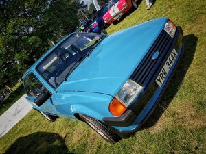 1982 Ford Escort MK3 1100 L 'E' 2 Door  For Sale