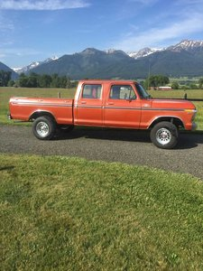 1978 Ford F-250 Ranger XLT Crew Cab (Enterprise, OR)