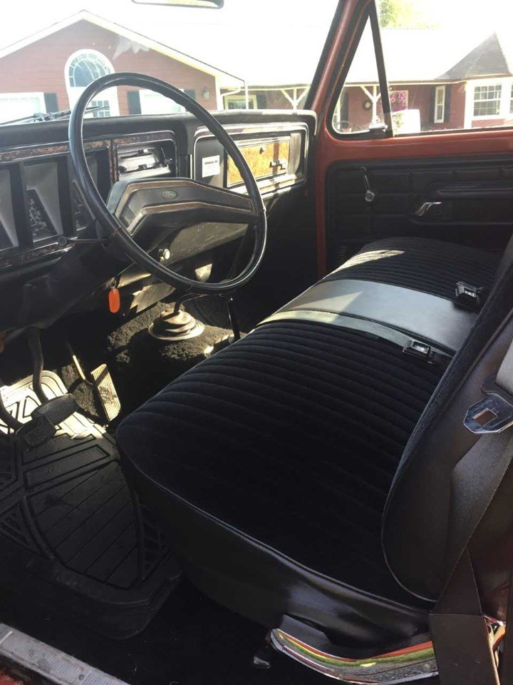 1978 Ford F-250 Ranger XLT Crew Cab (Enterprise, OR) For Sale (picture 2 of 6)