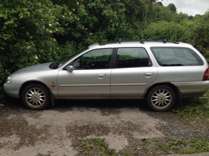 1999 Mondeo mk2 2.5 V6 Ghia X Estate renovation project For Sale