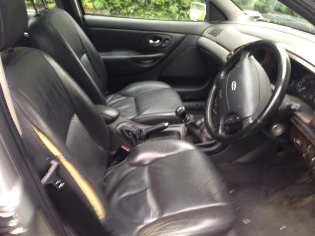 1999 Mondeo mk2 2.5 V6 Ghia X Estate renovation project For Sale (picture 5 of 6)