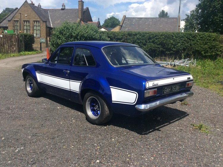 1975 Ford escort Mk1 RS2000 mk1 escort RS 2000  may px For Sale (picture 3 of 6)