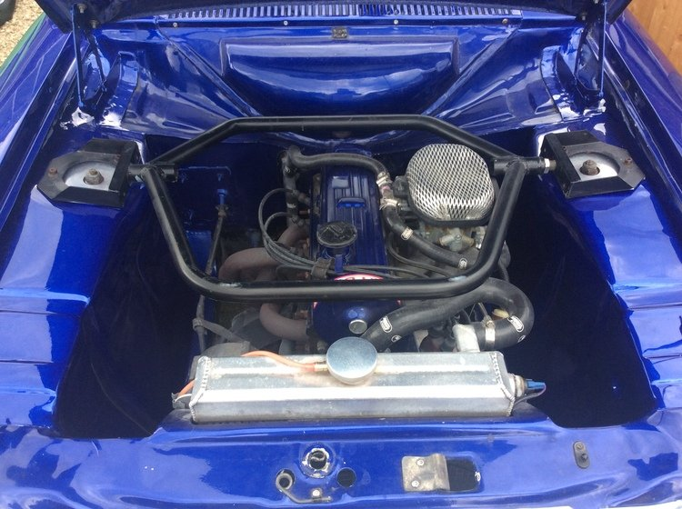1975 Ford escort Mk1 RS2000 mk1 escort RS 2000  may px For Sale (picture 5 of 6)