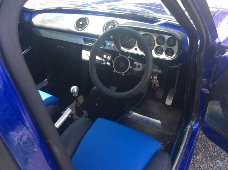 1975 Ford escort Mk1 RS2000 mk1 escort RS 2000  may px For Sale (picture 6 of 6)