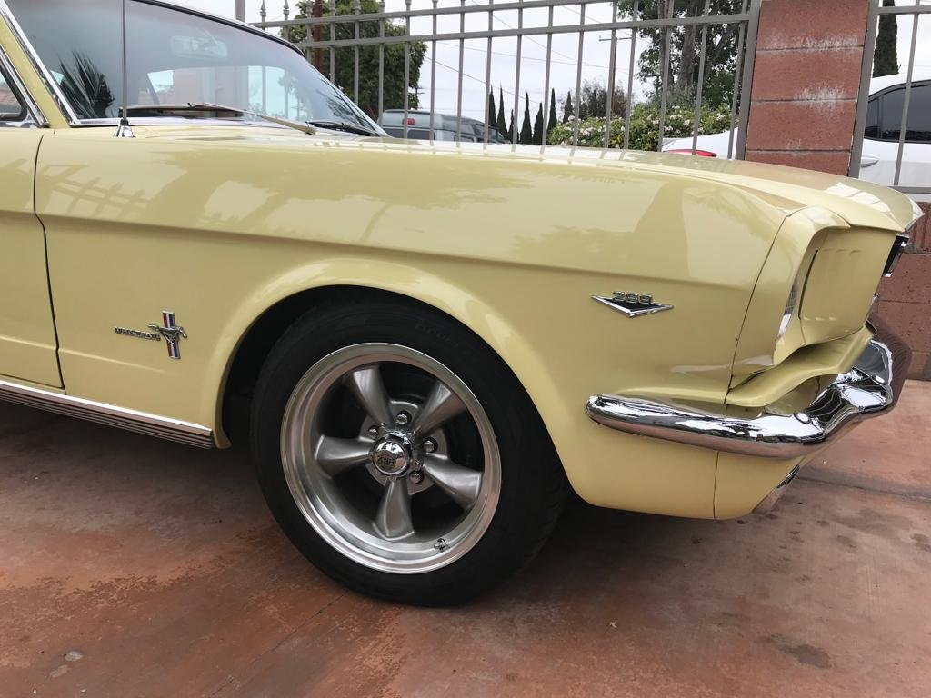 1966 Ford Mustang Coupe- recent rebuild For Sale (picture 2 of 5)