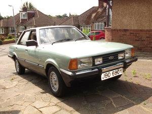 1982 Ford Cortina Ghia MKV