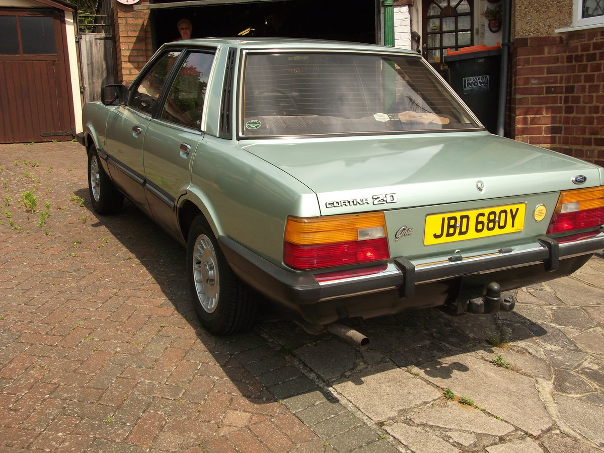 1982 Ford Cortina Ghia MKV For Sale (picture 3 of 6)