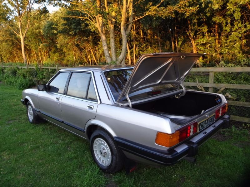 Ford Granada SOLD (picture 2 of 6)