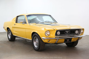 1968 Ford Mustang Fastback For Sale