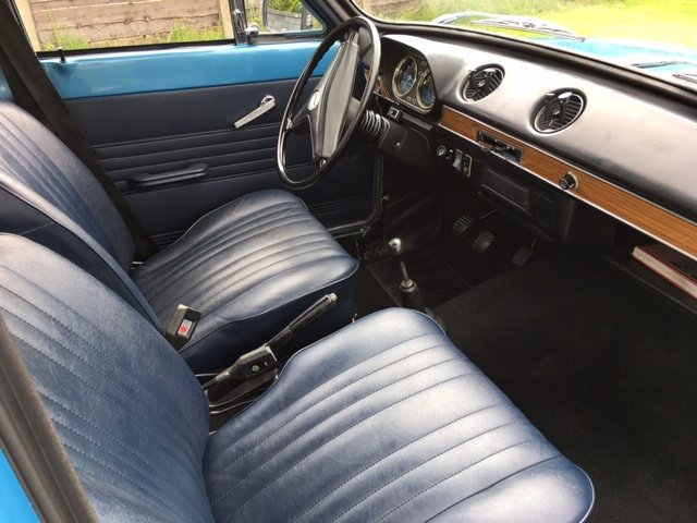 1972 Mk1 ford escort 1.1 lhd full restoration For Sale (picture 5 of 6)