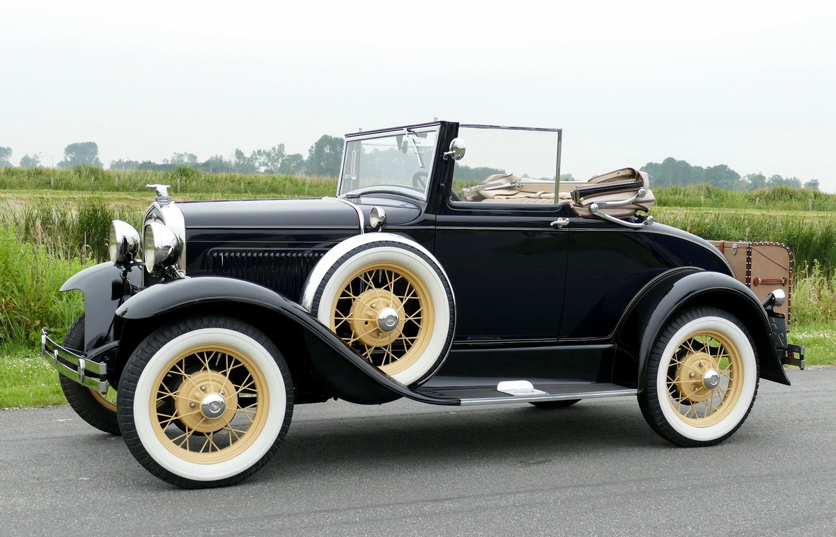 Ford Model A Convertible 68C 1931 For Sale (picture 2 of 6)