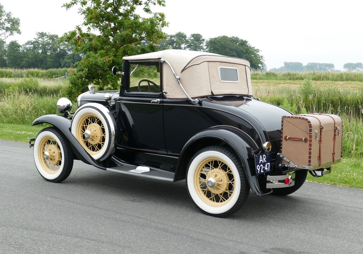 Ford Model A Convertible 68C 1931 For Sale (picture 3 of 6)