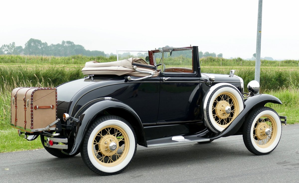 Ford Model A Convertible 68C 1931 For Sale (picture 6 of 6)
