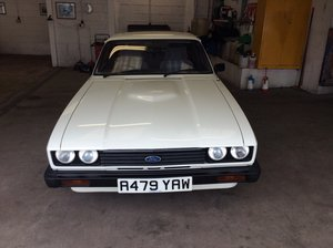 1983 Ford Capri 1.6 LS For Sale