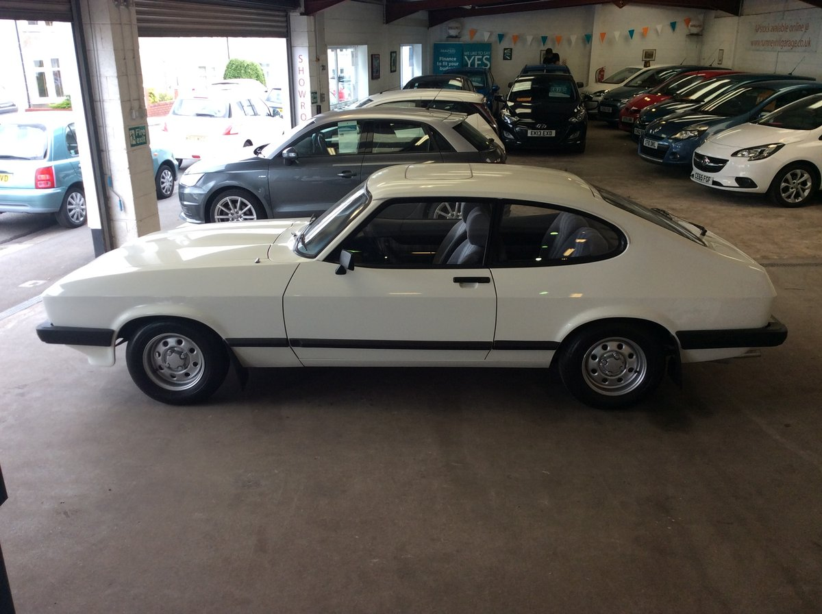 1983 Ford Capri 1.6 LS For Sale (picture 2 of 6)