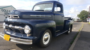 1952 Lovely Half Ton Ford Stepside SOLD