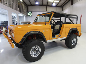 1967 Ford Bronco Wagon For Sale