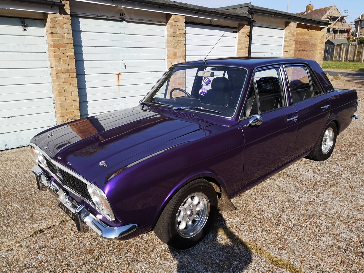 1968 Ford Cortina 1600 super For Sale (picture 3 of 6)