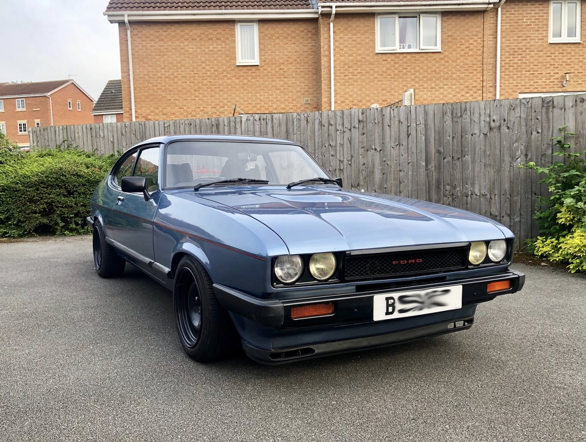 1984 Ford Capri mk3 2.1 LS For Sale (picture 1 of 6)