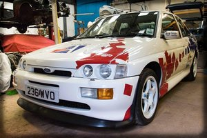 1995 Arrows F1 Escort RS Cosworth Ltd Edtn For Sale by Auction