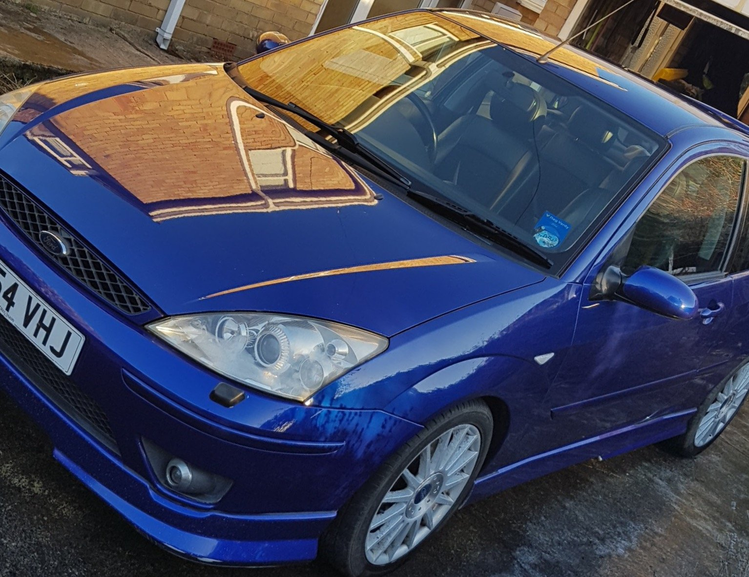 2004 Ford Focus Mk1  ST170 3dr hot hatch  For Sale (picture 4 of 5)
