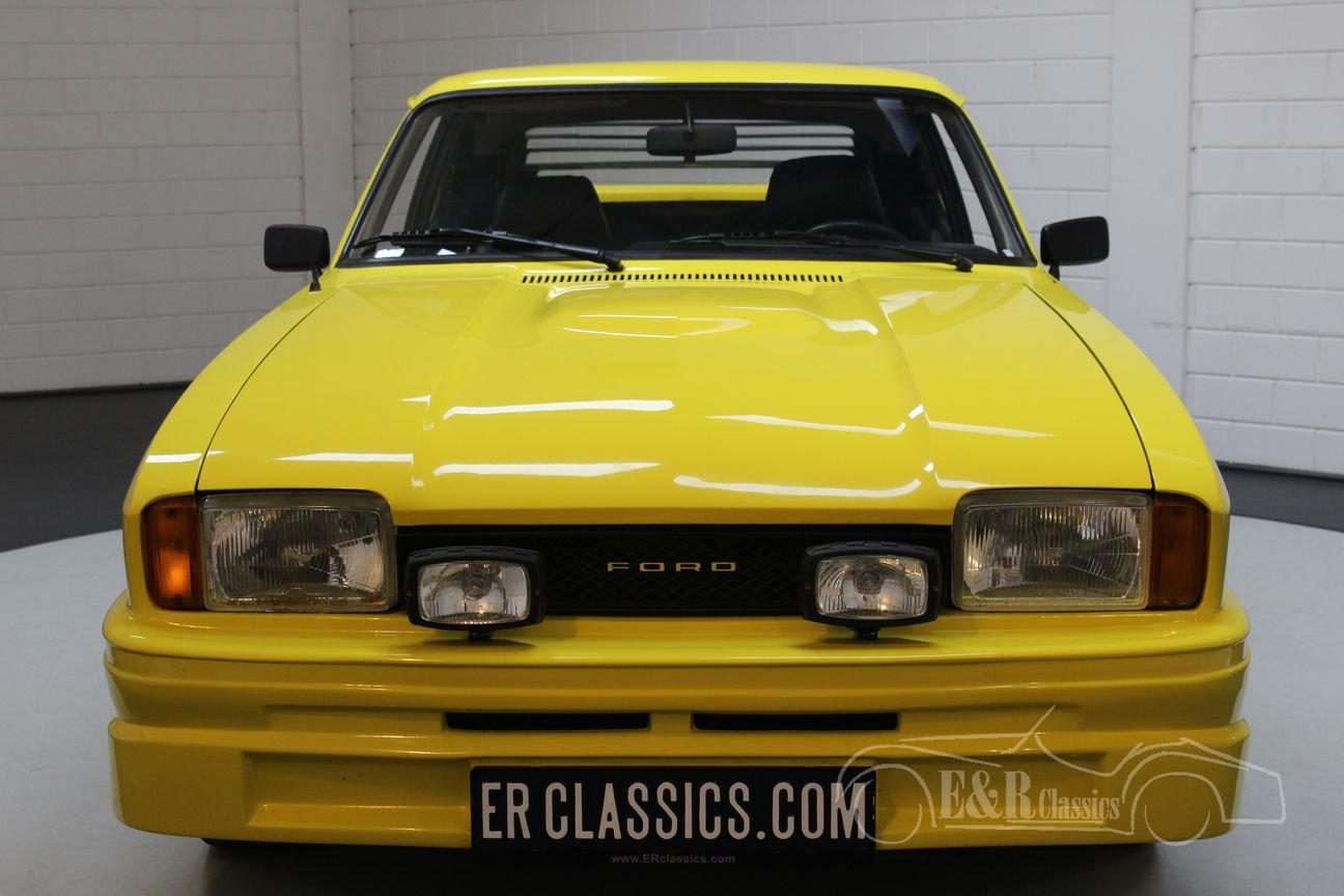 Ford Capri Mk2 2000 S V6 1977  For Sale (picture 4 of 6)