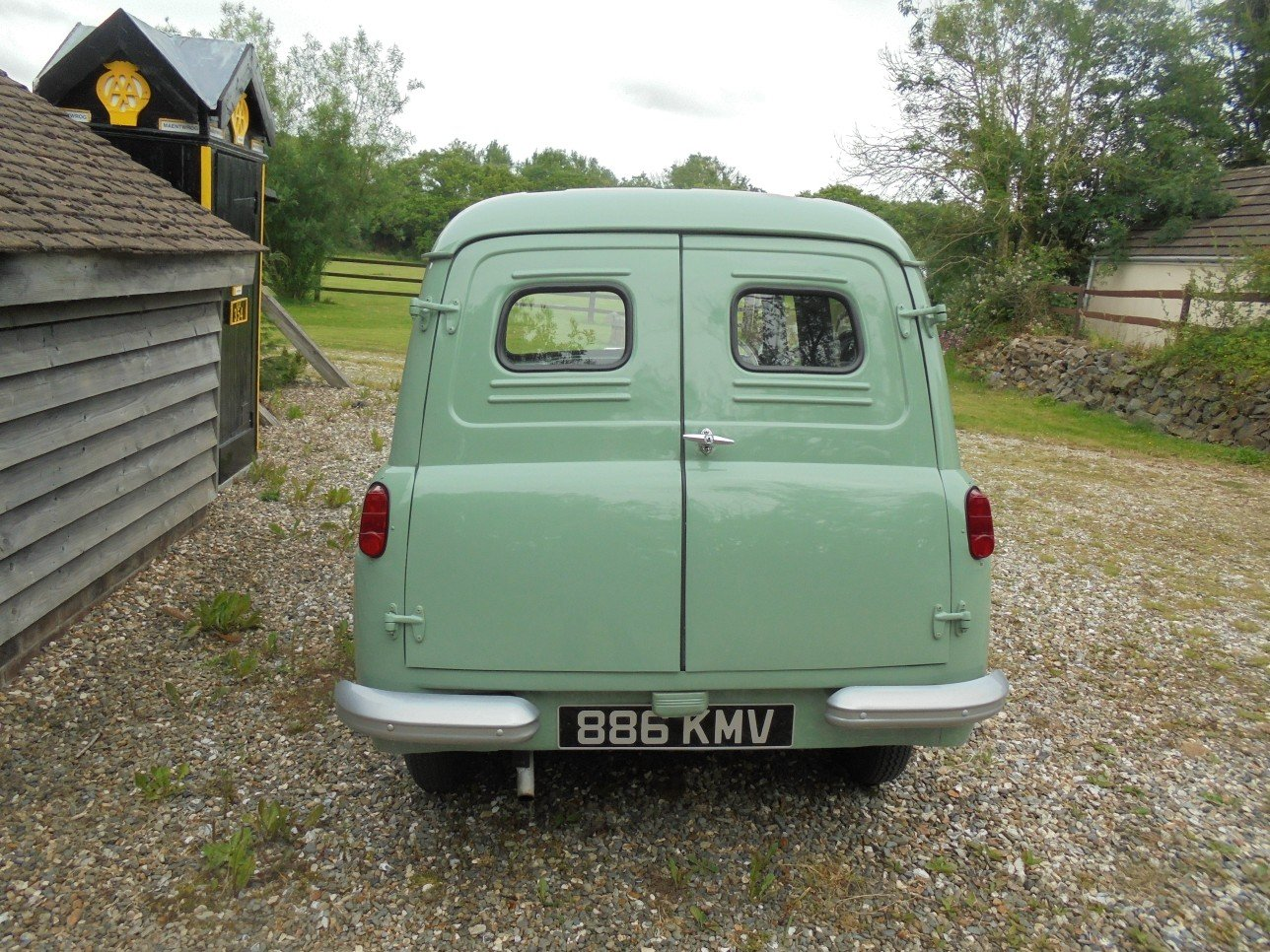 1956 Ford Thames 300E Van. For Sale (picture 3 of 6)