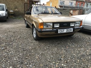 1982 Ford cortina auto mk5 2l ghia £4995.00 For Sale