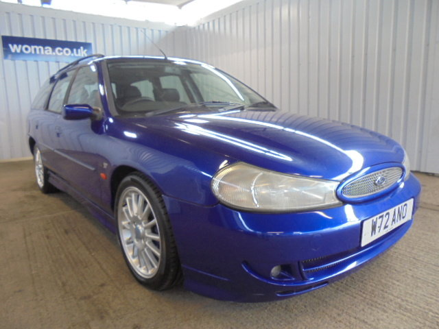 2000 *** Ford Mondeo ST200 V6 Estate - 2544cc - 20th July ***  For Sale by Auction (picture 1 of 6)
