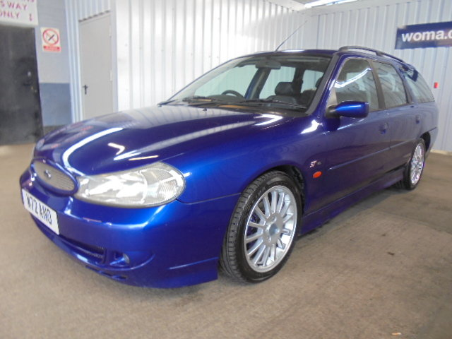 2000 *** Ford Mondeo ST200 V6 Estate - 2544cc - 20th July ***  For Sale by Auction (picture 2 of 6)