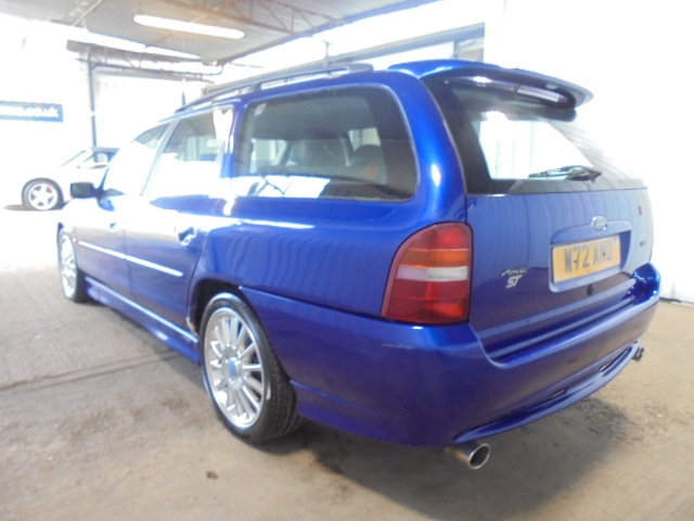 2000 *** Ford Mondeo ST200 V6 Estate - 2544cc - 20th July ***  For Sale by Auction (picture 4 of 6)