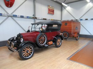 "1926 Ford Model T Touring 4 Door Convertible ""Tin Lizzie"""