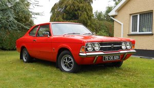 1972 Ford Cortina MK3 1600 GT For Sale
