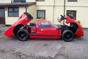 1988 Ford gt40.mk3 kva replica fantastic car For Sale