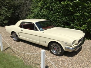 1965 Ford Mustang 289 For Sale by Auction