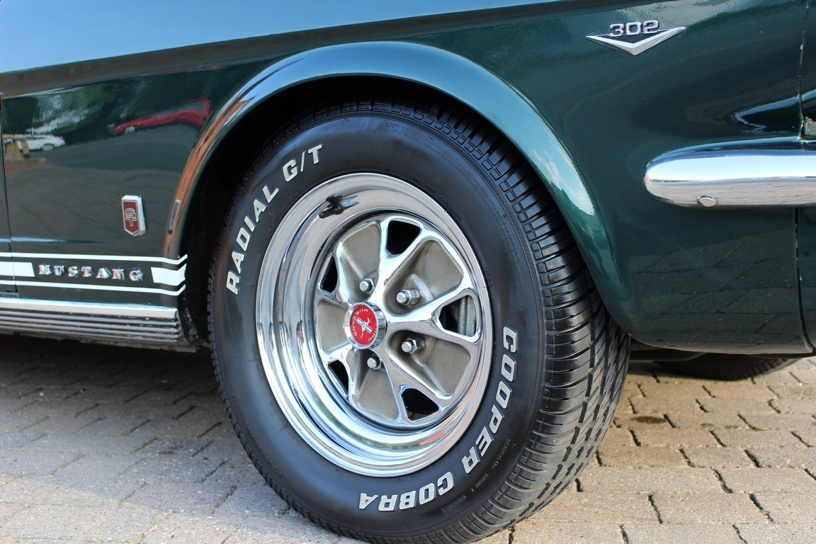 1966 Mustang GT 302 V8 - Tremec T5 manual For Sale (picture 6 of 6)