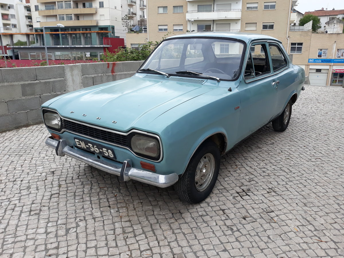 1969 Ford Escort Mk1 1300 GT For Sale (picture 1 of 6)