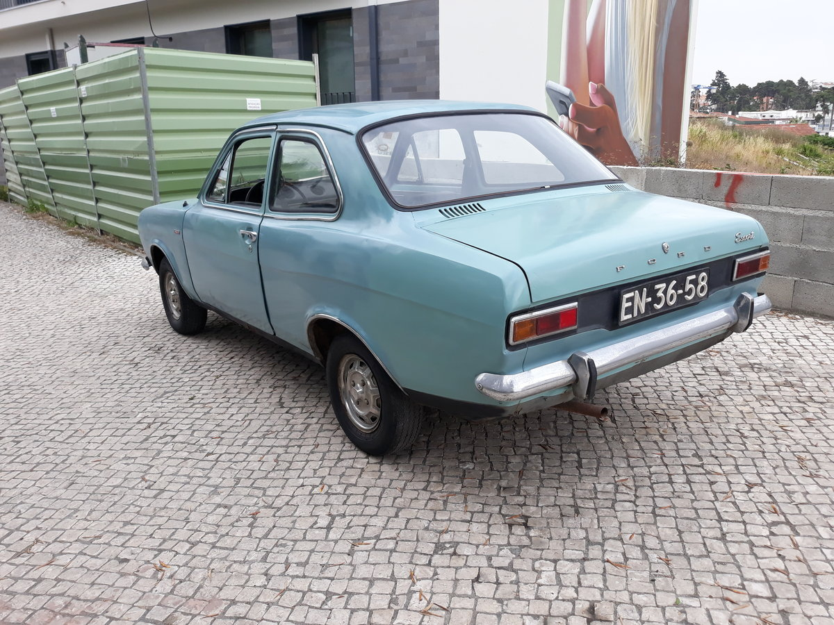 1969 Ford Escort Mk1 1300 GT For Sale (picture 2 of 6)