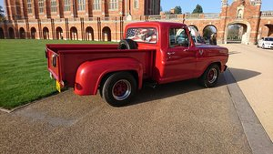 1969 FORD F100 STEPSIDE TRUCK For Sale