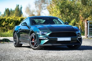 2019 Ford Mustang BULLITT 5.0 V8 PHYSICAL CAR CHOICE OF 2