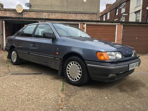 1989 FORD GRANADA GHIA 2.4 MANUAL RARE For Sale