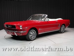 1966 Ford Mustang Cabriolet V8 '66 For Sale