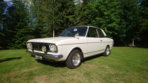 Ford Cortina 2d 1600 Deluxe 1970 SOLD