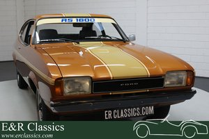 Ford Capri 1600 MKII 1974 Hatchback model For Sale