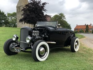1932 Ford Model B Rodster Hot Rod SOLD